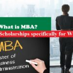 MBA Scholarships specifically for Women